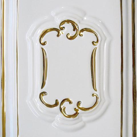 Bild: K 228 · Glasur 1040 Gold dekoriert